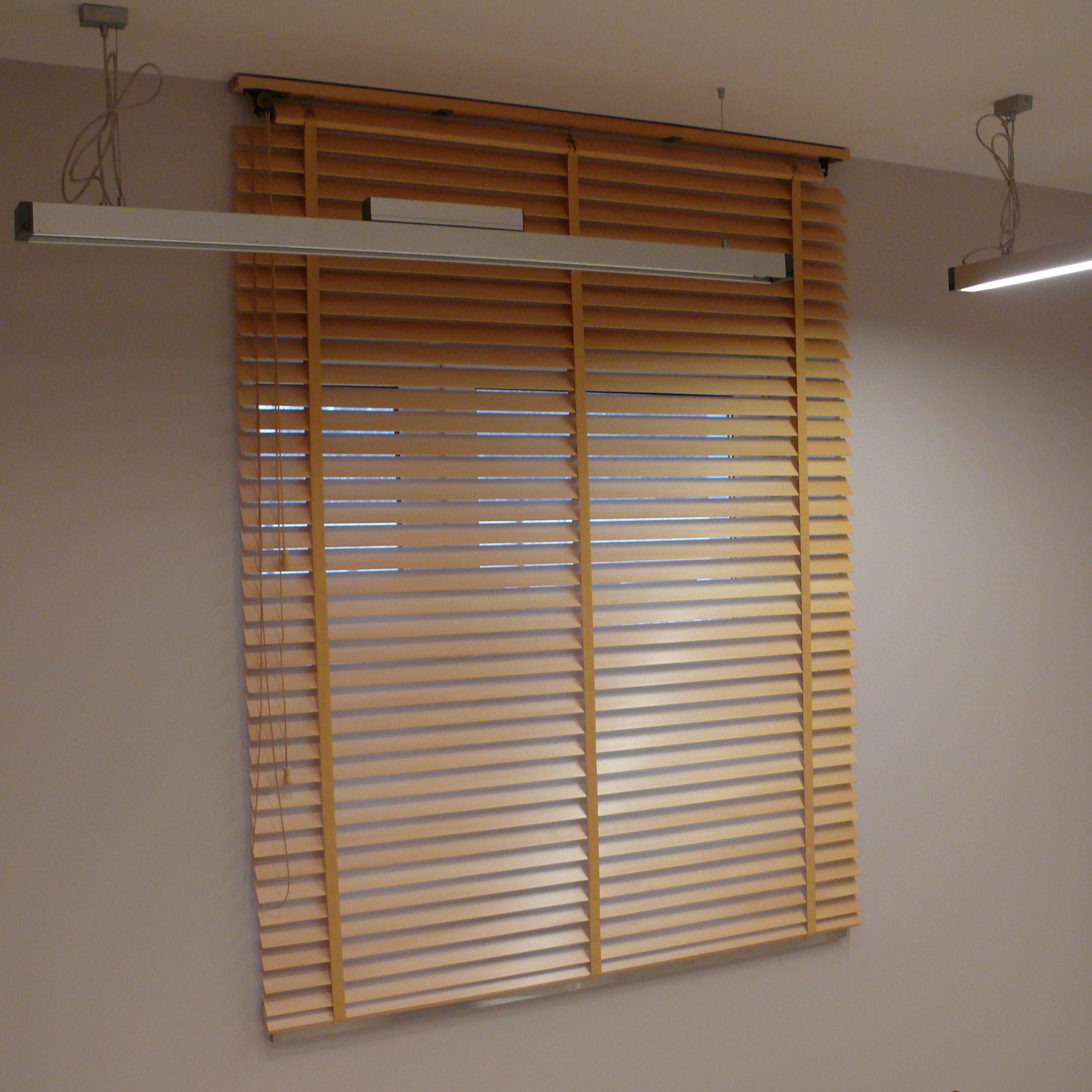 Żaluzje drewniane 50 mm retro (2)