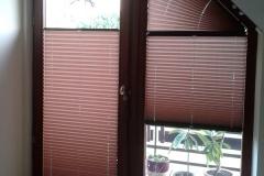 Plisy na okna nietypowe 2