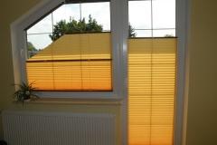 Plisy na okna nietypowe 3